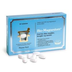 Bio-Magnesium (60 stk.)