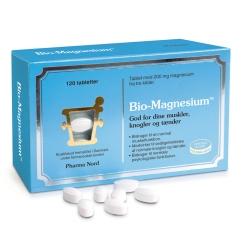 Bio-Magnesium (120 stk.)