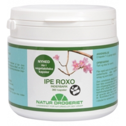 Ipe Roxo kapsler (360 stk.)